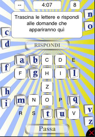 Screenshot Dalla A alla Z