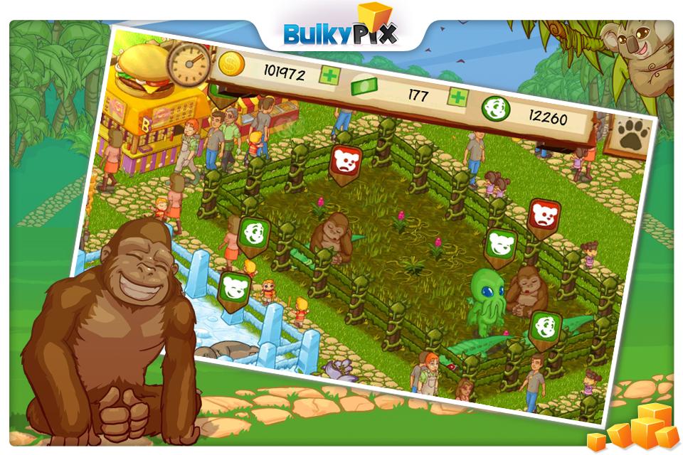 动物园大亨:animal park tycoon